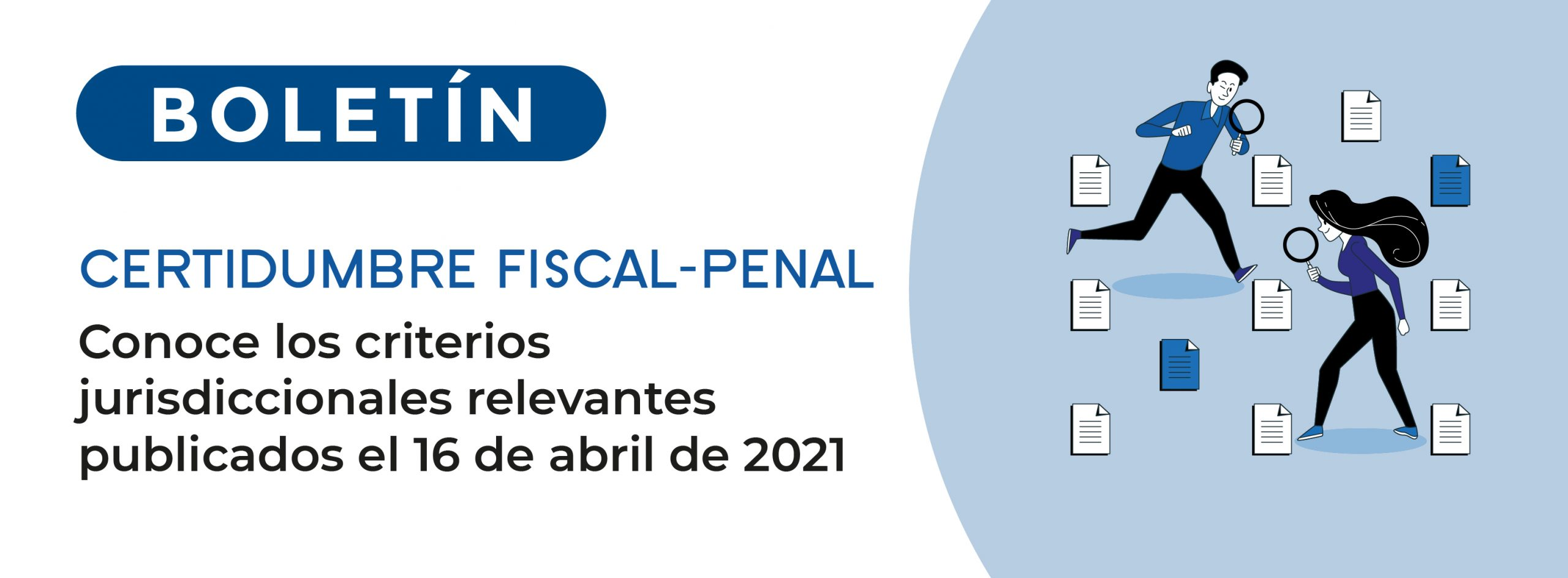 Criterios Jurisdiccionales 16 abril 2021